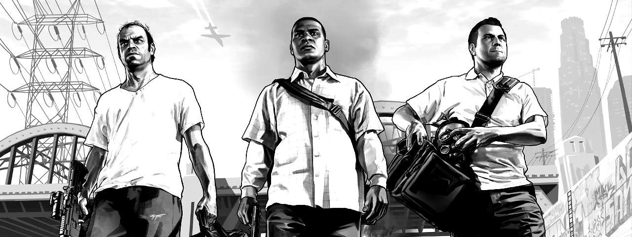The Twohundredpercent Podcast 6: Grand Theft Auto