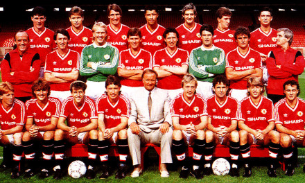 Video of the Day: Manchester United vs Dundee United, 1984