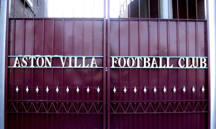 Aston Villa: Panic On The Streets Of Birmingham