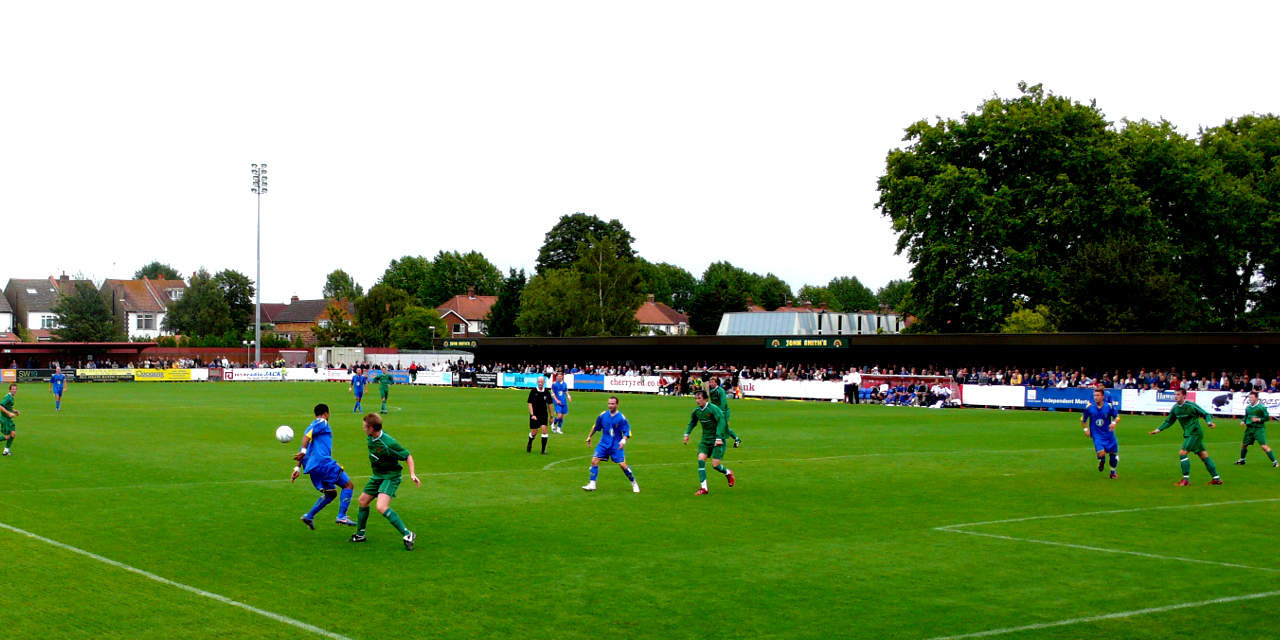Wimbledon's Return Home & The Future of Kingstonian
