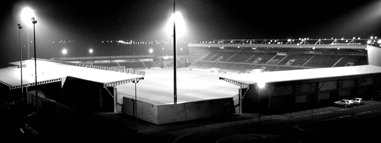 Three Sides To Every Story: The Mystery Of Northampton Town's Missing Stand, Part One