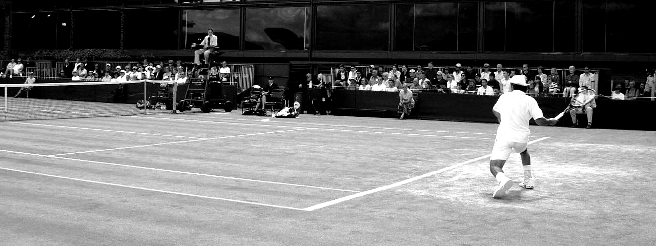 Wimblemund 2015 – Day 9, The Singularity