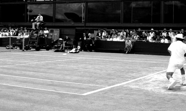 Wimblemund 2015 – Day 6, Power Play