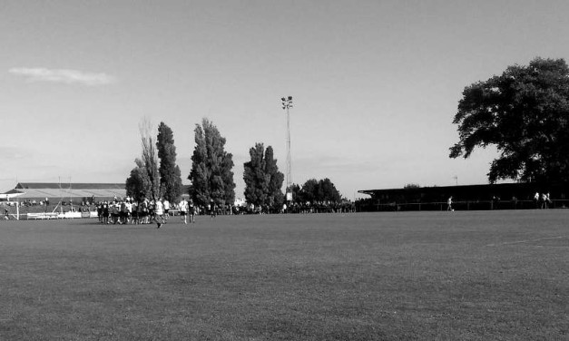 Worthing United & Sussex Football Say Goodbye To Matt & Jacob