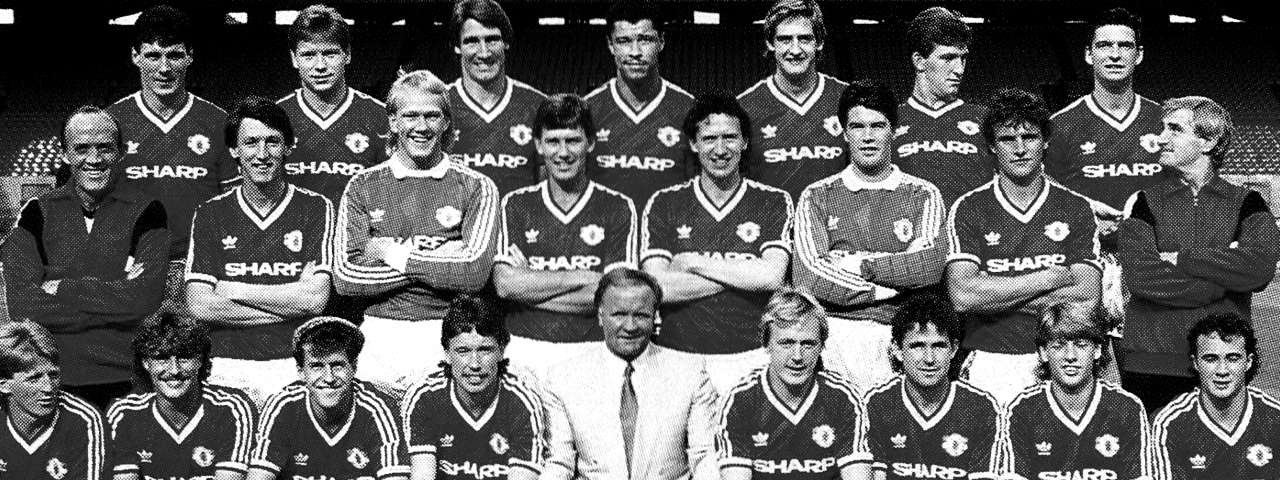 1985/86 Week: Manchester United & Ron Atkinson's Perfect Ten