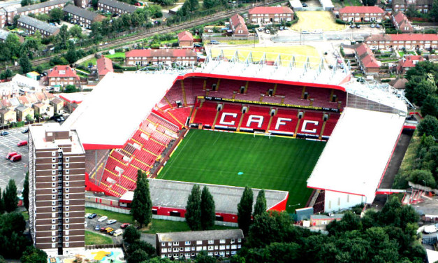 Charlton Athletic: Shabby & Insulting