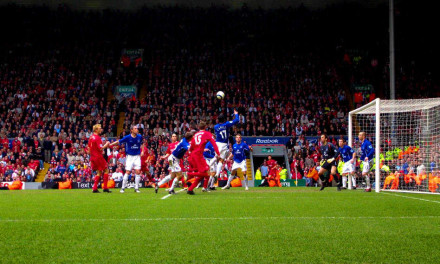 Video of the Day: Everton vs Liverpool, November 1982