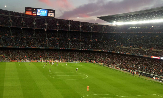 Barcelona: Football As Art
