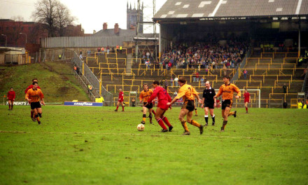 Video of the Day: Birmingham City vs Wolves, November 1981