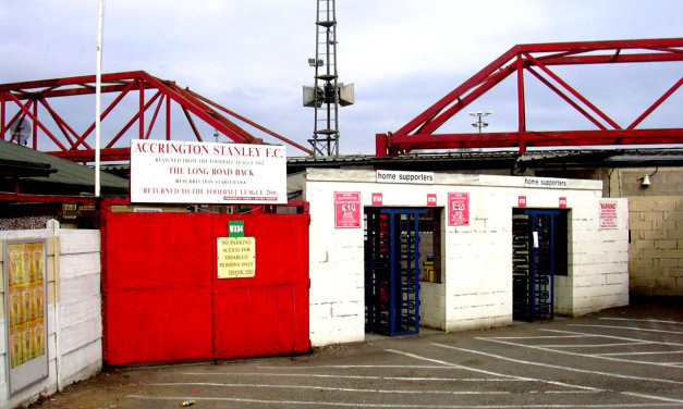 Accrington Stanley: If You Have To Ask That Question