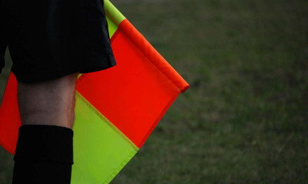 Grassroots Football Needs Grassroots Referees