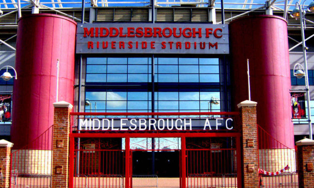 Middlesbrough's Original Line in Self-Destruction