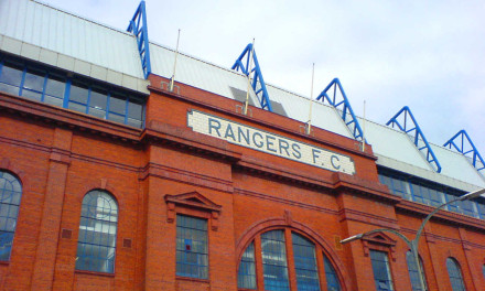 Video of the Day: Morton vs Rangers, October 1980