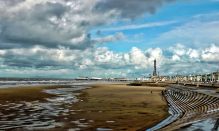 Blackpool Prepares For Judgement Day 2