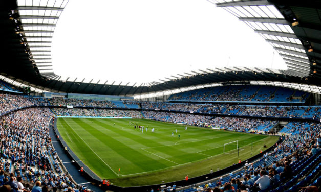 The Champions League: Manchester City vs Real Madrid, Live!