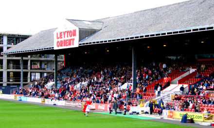 Leyton Orient: Getting All Wound Up