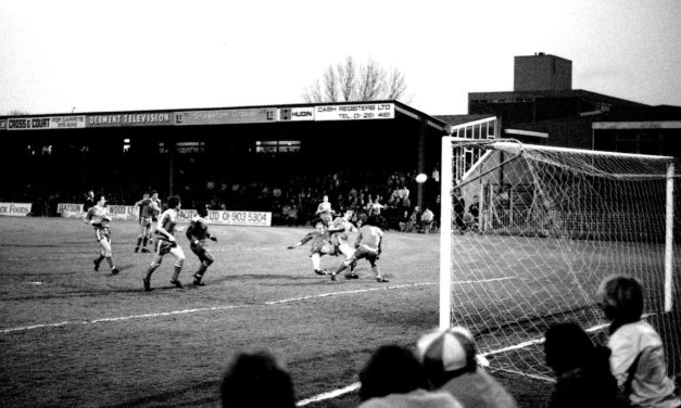 Video of the Day: Wimbledon vs Portsmouth, January 1987