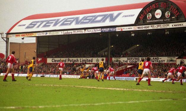 Video of the Day: Middlesbrough – Match of the Seventies