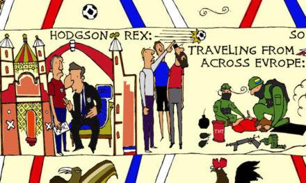 Dotmund's Bayeux Odyssey: Day One