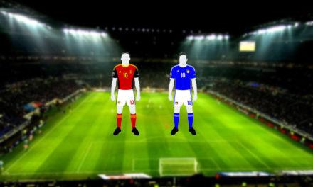 Euro 2016: Belgium vs Italy… Live!