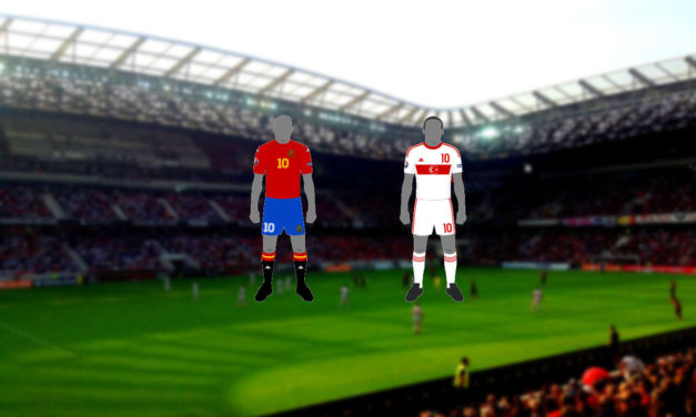 Euro 2016: Spain vs Turkey.. Live!