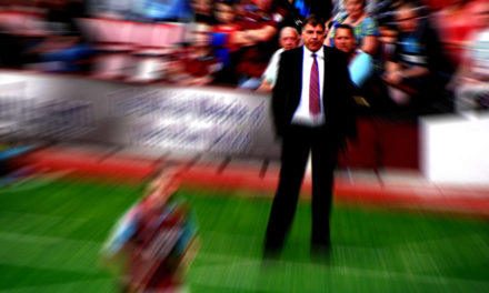 The Deflation of England's Big Sam