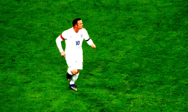 Wayne Rooney's Final Curtain