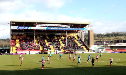 The Continuing FA Cup Adventures of Lincoln City