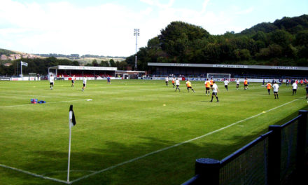Dover Athletic: Top Of The Pile, For Now