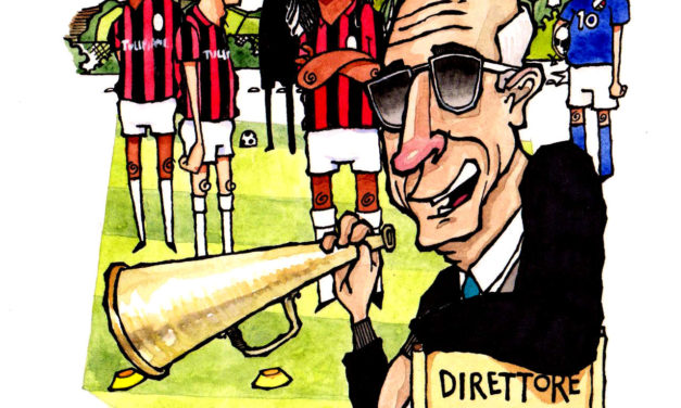 Parking The Coach: Arrigo Sacchi