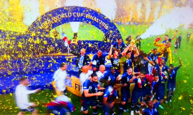 The 200% World Cup Breakfast: The Final Furlong
