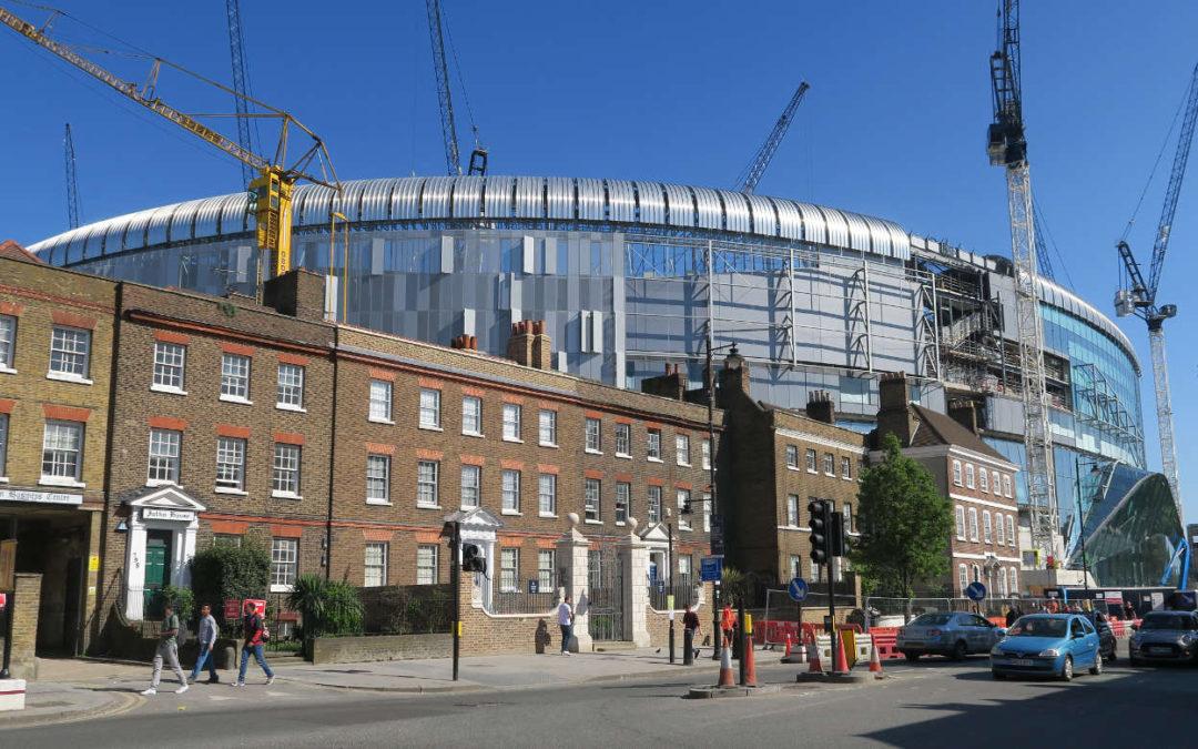 The Tiredness of Tottenham
