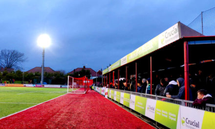 The Weekend Match: Worthing 0-3 Enfield Town