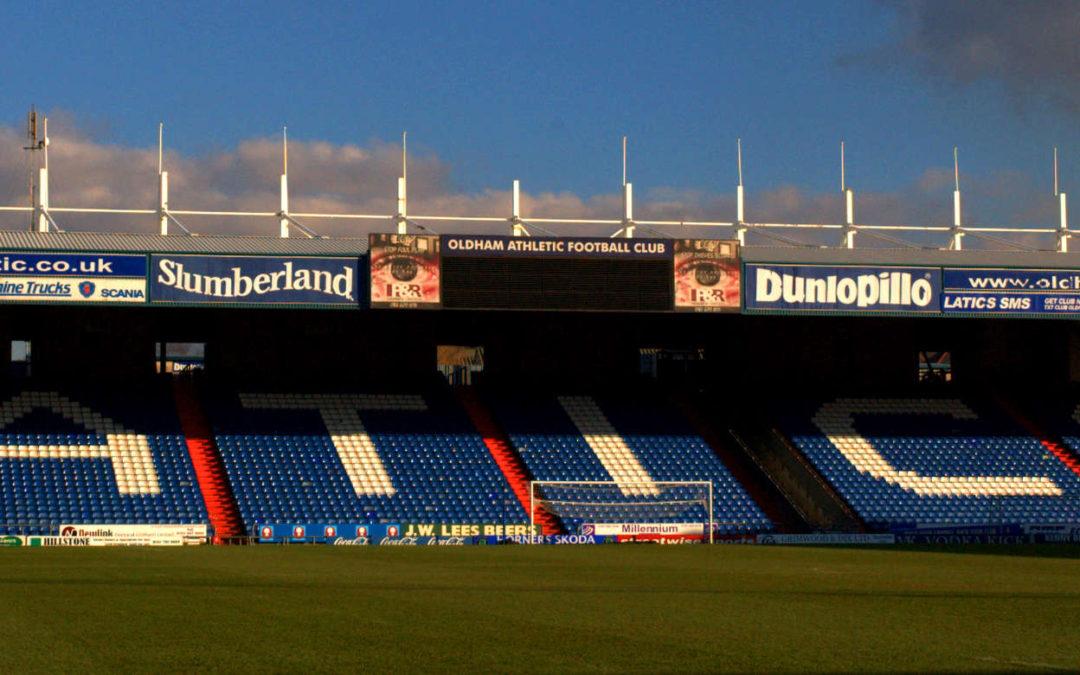 Paul Scholes & The Impossible Oldham Athletic Job