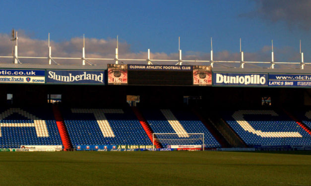 Paul Scholes & The Impossible Oldham Athletic Job
