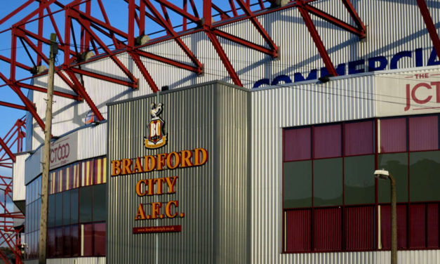 With a Whimper Rather Than a Bang – The Decline of Bradford City