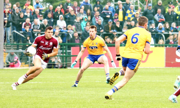 The GAA Championship: Rossies Rampant, Galway Ghastly