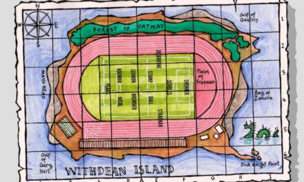 200% Presents… Desert Island Pitch, Episode 1 – Daniel Gray