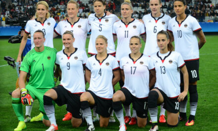 The 2019 Women's World Cup: Germany vs Nigeria