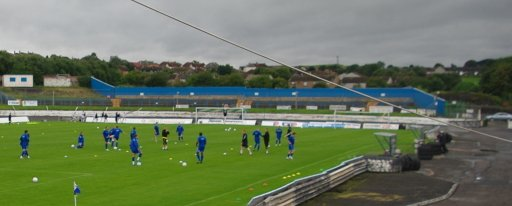 The Battle To Save Cowdenbeath